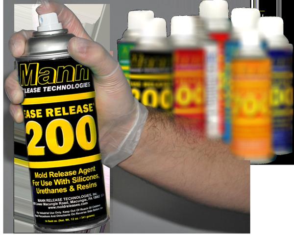 Mann™ Ease Release™ 200 - Mold Release for Polyurethane
